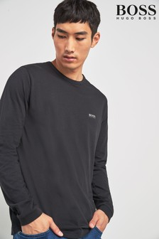 BOSS Black Togn Long Sleeve Top