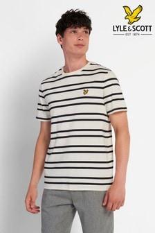 Lyle & Scott Double Stripe T-Shirt