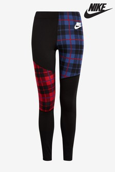 Nike Plaid Leggings