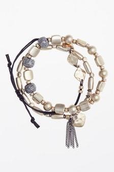 Bead Detail Bracelet