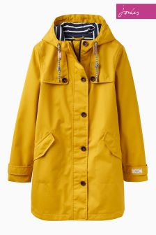 Joules Mid Length Coast Hooded Jacket