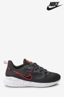 Nike Run Black Renew Rival Trainers