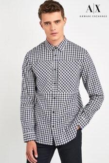 Armani Exchange Check Shirt