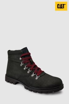 CAT® Black Crux Hiking Boot
