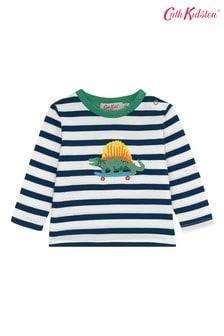 Cath Kidston® Baby Skateboard Dino T-Shirt