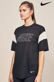 Nike Dry Black Training Tee