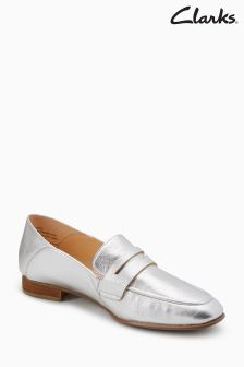 Clarks Pure Iris Leather Loafer