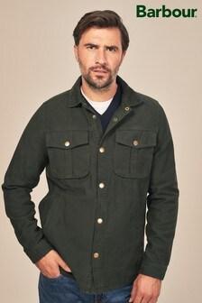 Barbour® Olive Deck Overshirt