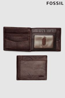 Fossil™ Neel Leather Bifold Wallet