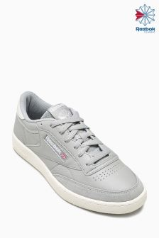Reebok Grey Suede Club
