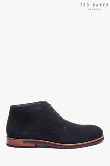Ted Baker Navy Dainos Boots