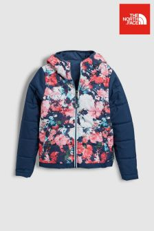 The North Face® Blue Reversible Perito Jacket