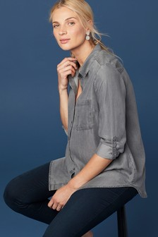 Maternity Tencel® Shirt