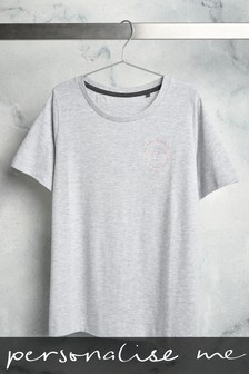 Personalised Slogan T-Shirt