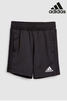 adidas Black Tiro 17 Jersey Short
