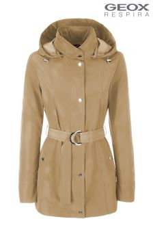 Geox Pepper Beige Jacket