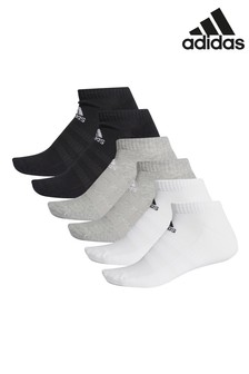 adidas Kids Multi Trainer Socks Six Pack