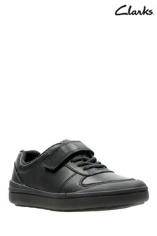 Clarks Black Rock Verve K Shoe