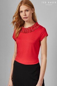 Ted Baker Red Janian Tee