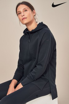 Nike Black Dry Full Zip Hoody