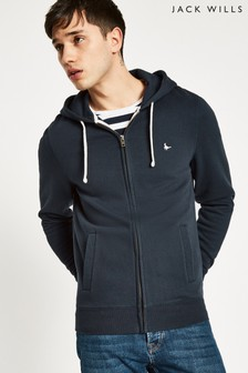 Jack Wills Pinebrook Zip Up Hoody