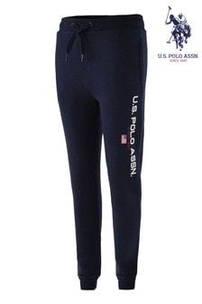 U.S. Polo Assn Blue Sport Joggers