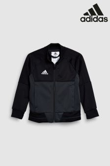 adidas Black Tiro 17 Jacket