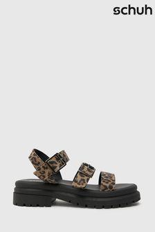 Adrianna Papell Blue Plus Knit Crepe Flounce Dress