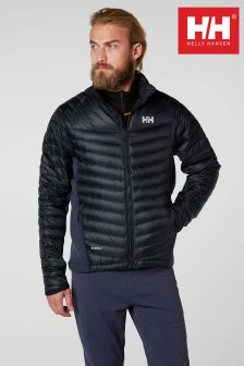 Helly Hansen Black Verglas Hybrid Insulator Jacket