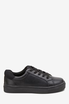 Lace-Up Leather Shoes (Older)