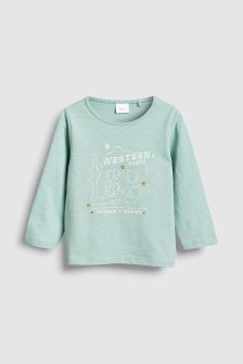 Western T-Shirt (3mths-6yrs)