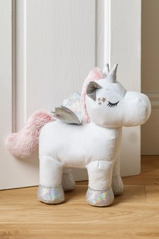 Unicorn Doorstop