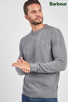 Barbour® Crastill Cable Crew Jumper