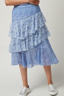 c53102de44 Womens Ruffle Skirts | Casual & Occasionwear Skirts | Next UK