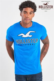 Hollister Large Logo T-Shirt