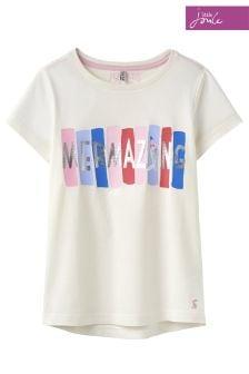 Joules Astra Appliqué Jersey T-Shirt