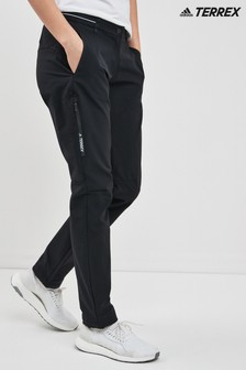 adidas Black All Season Terrex Joggers
