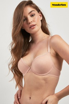 f7dfe83e4 Wonderbra® Fabulous Feel Lace T-Shirt Bra