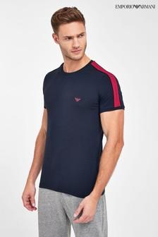Emporio Armani Bodywear Tape T-Shirt
