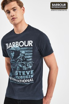 Barbour® International NY Collage Tee