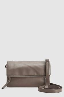 Fold-Over Across-Body Bag