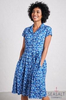 Seasalt Blue Lottie Dress
