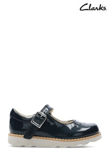 Clarks Blue Crown Jump T Shoe