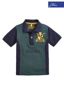 Joules Green Harry Polo