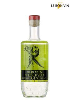 Sir Robin Of Locksley Distilled Artisan Gin 70cl Single by Le Bon Vin