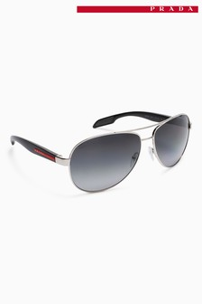 e7ab3c0b28f1 Prada Sunglasses For Men | Next Official Site