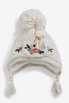 鋪毛飛行帽 (小)
