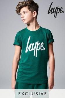 تي شيرت بشعار من Hype