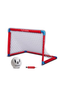 dab75fbcb Messi Training Large Foldable Goal + Ball + Pump