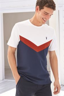 Chevron Block T-Shirt